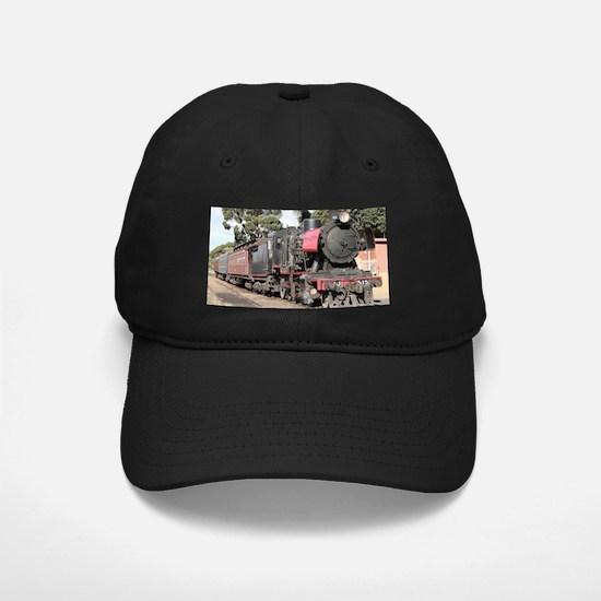Goldfields steam locomotive, Victoria, A Baseball Hat