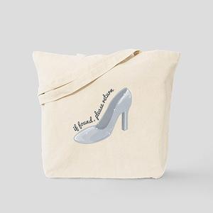 Please Return Tote Bag