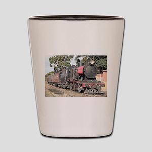 Goldfields steam locomotive, Victoria, Shot Glass