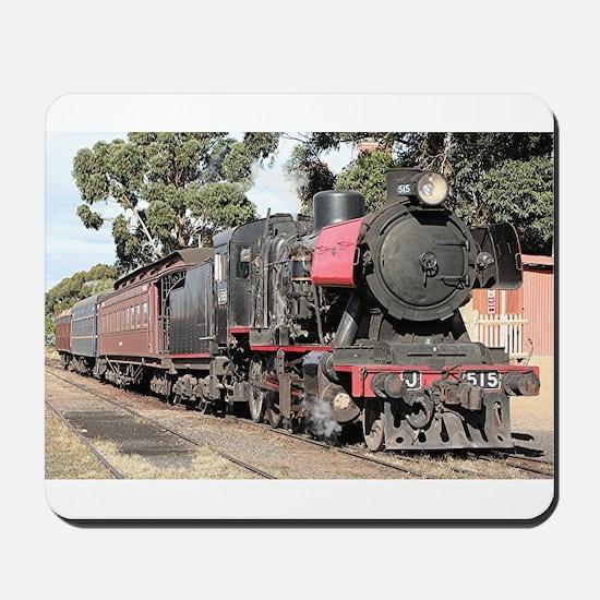 Goldfields steam locomotive, Victoria, A Mousepad