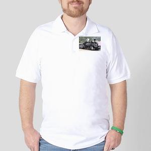 Steam Train: Colorado Golf Shirt