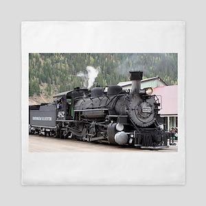 Steam Train: Colorado Queen Duvet