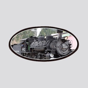 Steam Train: Colorado Patches