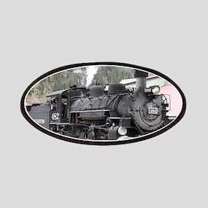 Steam Train: Colorado Patches