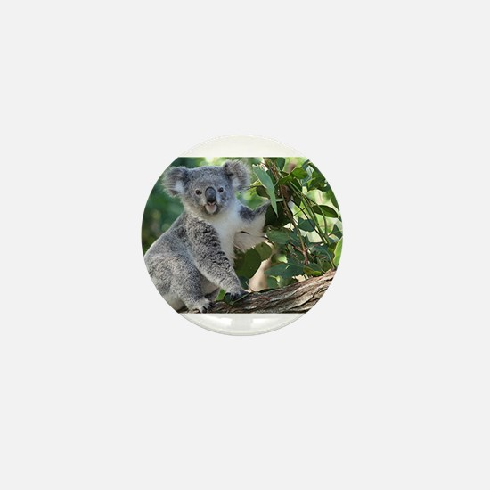 Cute koala Mini Button