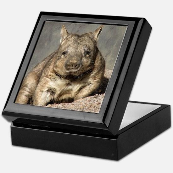 wombat Keepsake Box