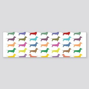 dach-multi-mug Bumper Sticker