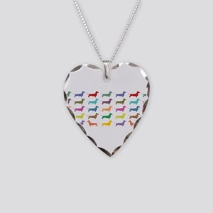 dach-multi-mug Necklace Heart Charm