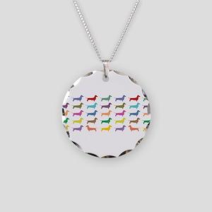 dach-multi-mug Necklace Circle Charm