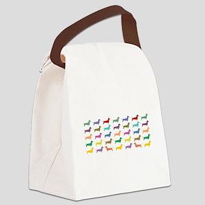 dach-multi-mug Canvas Lunch Bag