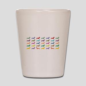 dach-multi-mug Shot Glass