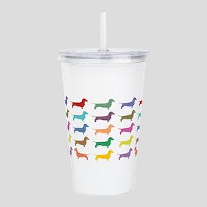 dach-multi-mug Acrylic Double-wall Tumbler