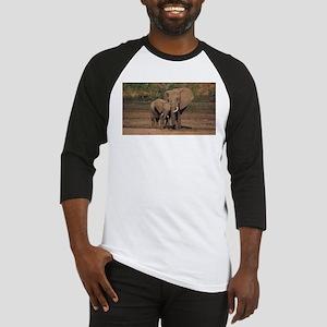 elephants Baseball Jersey