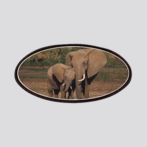 elephants Patches