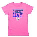 International Chest Day Girl's Tee