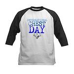 International Chest Day Baseball Jersey