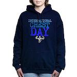 International Chest Day Women's Hooded Sweatshirt