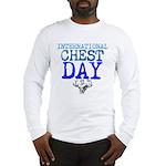 International Chest Day Long Sleeve T-Shirt
