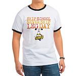 Skip School Never Skip Leg Day T-Shirt