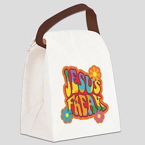 Jesus Freak Canvas Lunch Bag