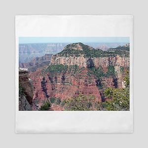 Grand Canyon North Rim, Arizona, USA 3 Queen Duvet