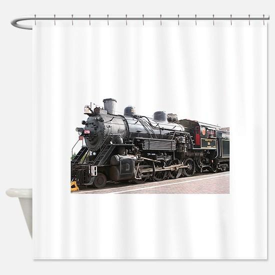 Grand Canyon Railway, Williams, Ari Shower Curtain