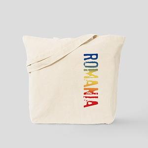 co-stamp-romaniaB Tote Bag