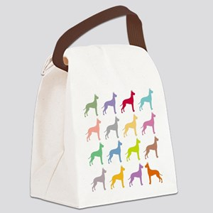 gd-multi Canvas Lunch Bag
