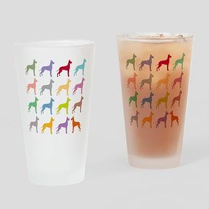 gd-multi Drinking Glass