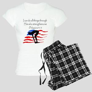 SWIMMER BLESSING Women's Light Pajamas