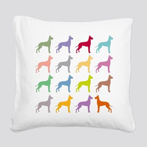 gd-multi Square Canvas Pillow
