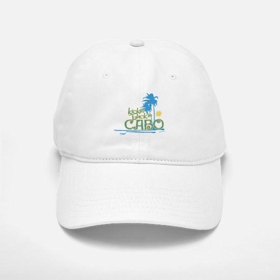Cabo San Lucas Baseball Baseball Cap