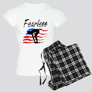 FEARLESS SWIMMER Women's Light Pajamas