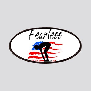 FEARLESS SWIMMER Patches