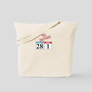 mybirthday Tote Bag