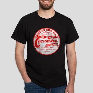 Cream Top Beer-1936 Dark T-Shirt