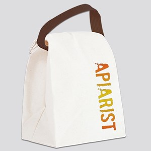 stamp-apiarist Canvas Lunch Bag