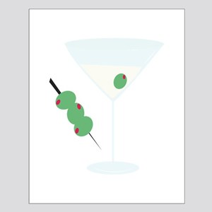 Martini Olives Posters