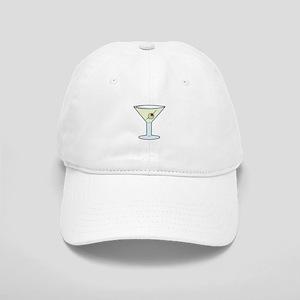 Martini Baseball Cap