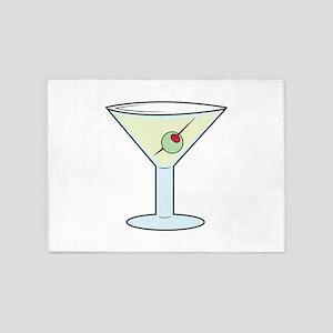 Martini 5'x7'Area Rug