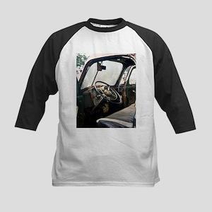 Steering Wheel Kids Baseball Jersey