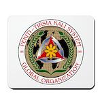 Pekiti-Tirsia Global Organization Mousepad