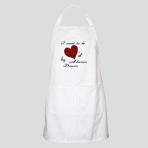 Loved By Alexis Apron