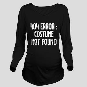 404 Error : Costume Long Sleeve Maternity T-Shirt