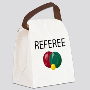 bocce-referee Canvas Lunch Bag