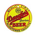 Daeufer's Beer-1941 Ornament (Round)