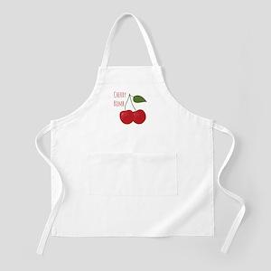 Cherry Bomb Apron