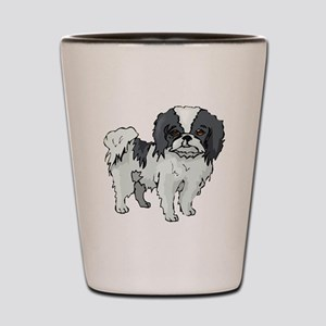 Japanese Chin Shot Glass