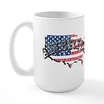 Vintage America Large Mug