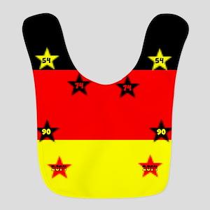 Germany four Stars Bib